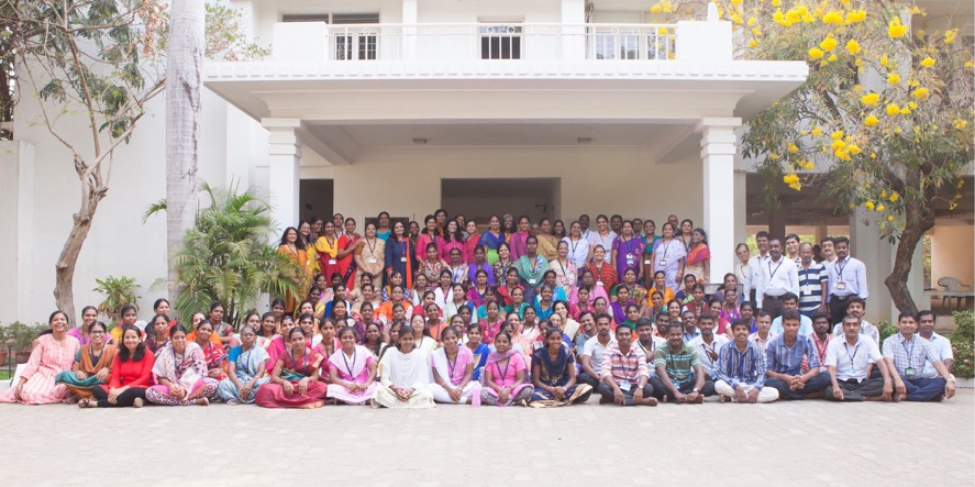 Heartfulness education trust teachers and students